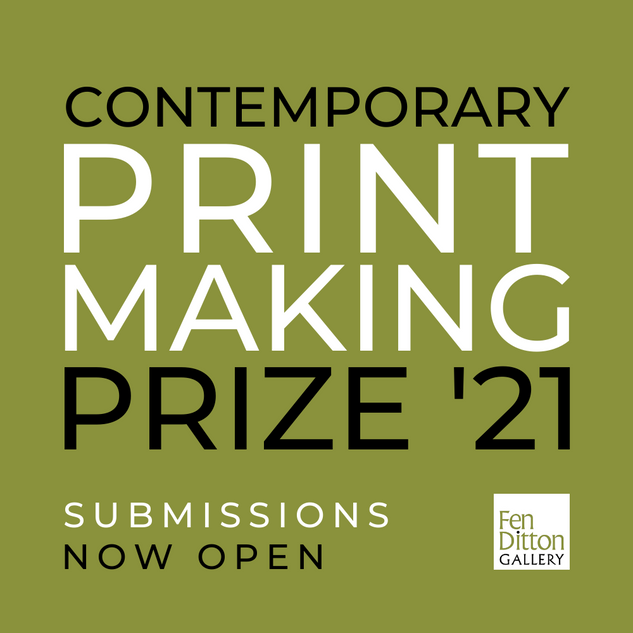 Fen Ditton Gallery: Contemporary Printmaking Prize'21