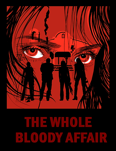 The Whole Bloody Affair -  Scene Stealer
