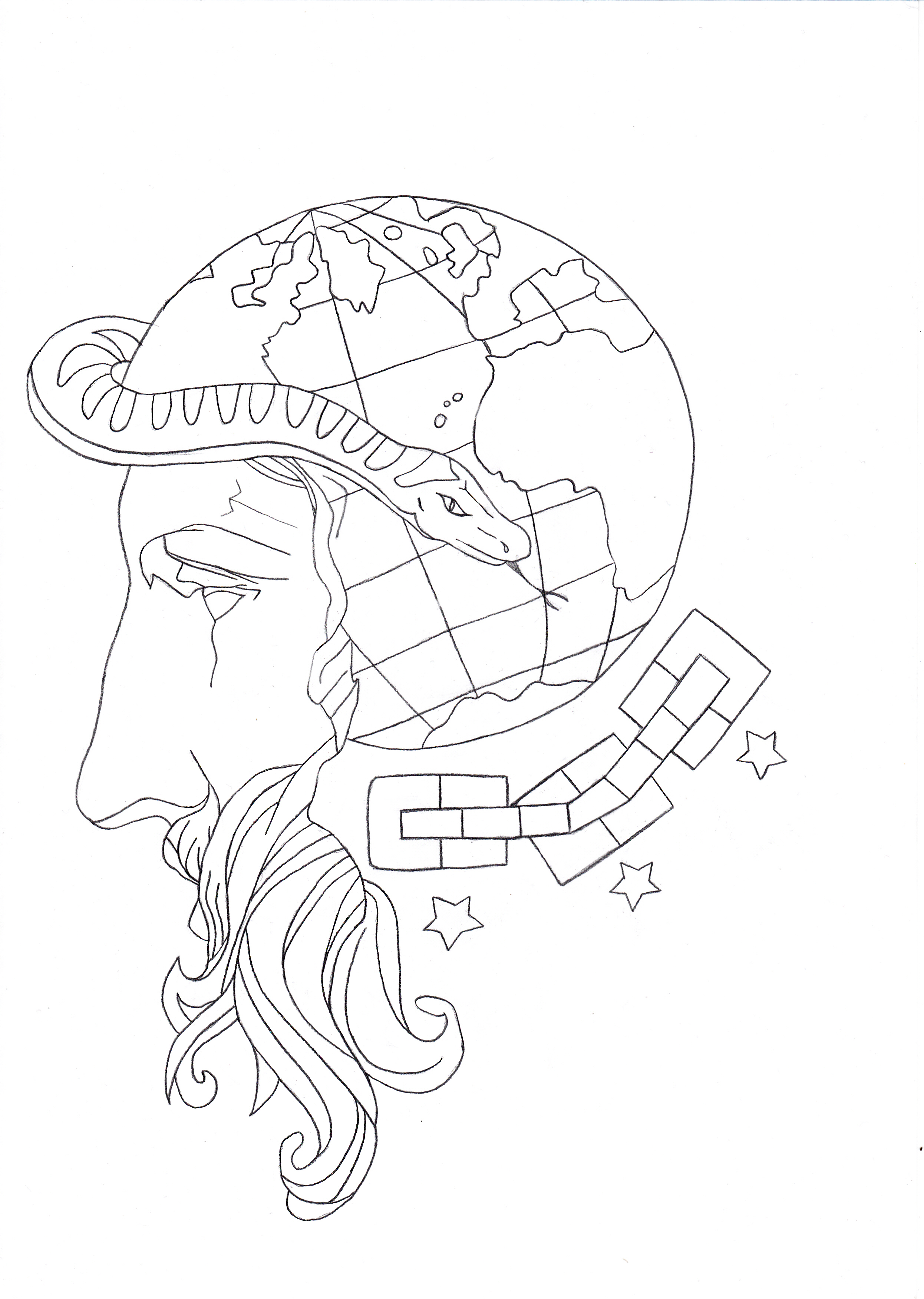Hephaestus Anvil Tattoo Designs