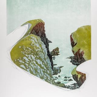 Laura Boswell-Between Cliffs, St Abbs He