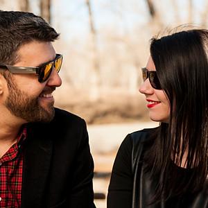 Caroline & Victor's Engagement Session