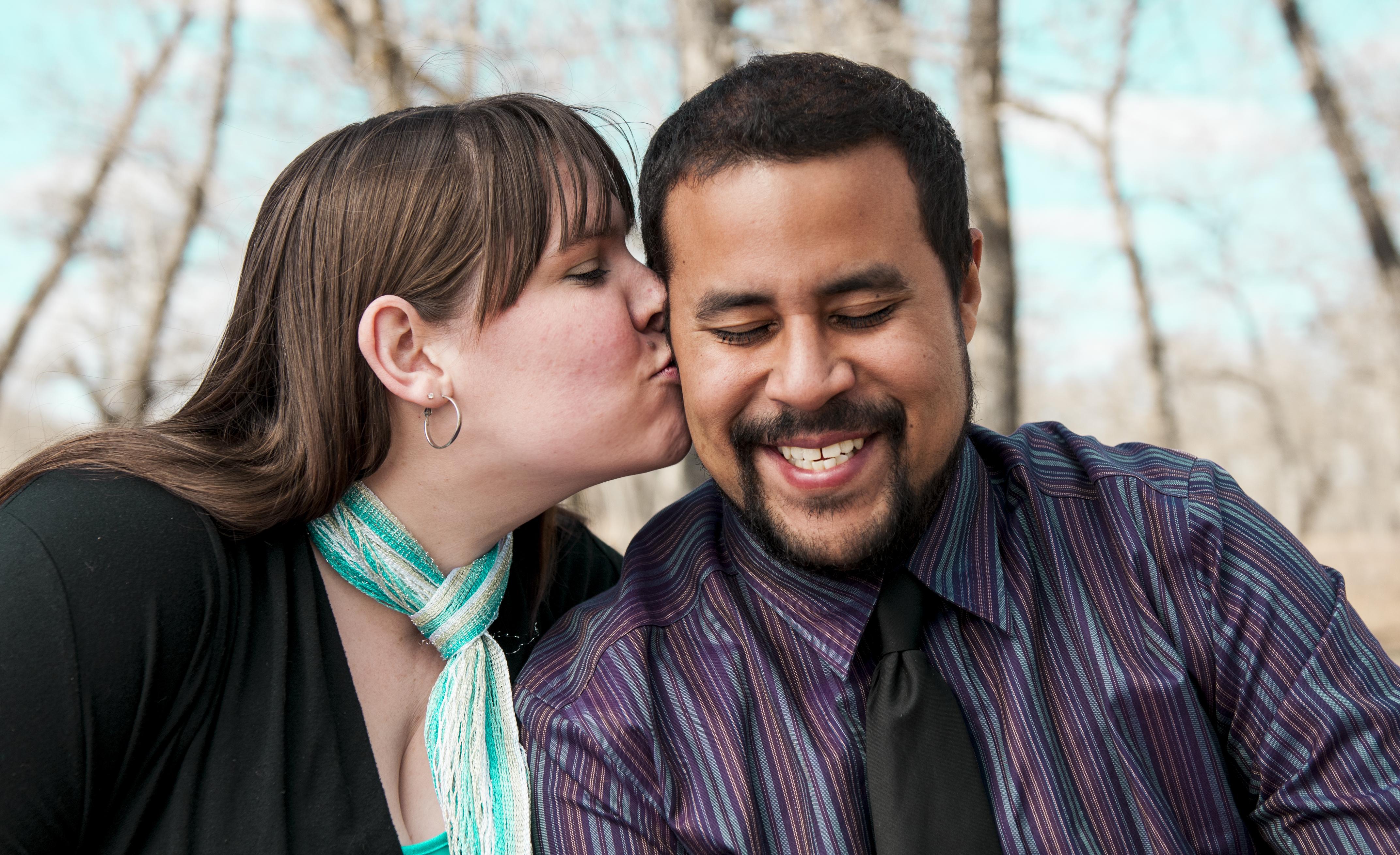 Jose and Kristina