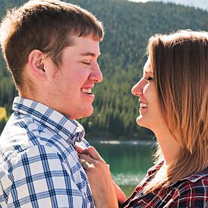 Amanda & Jason's Engagement Session