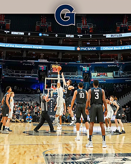 Georgetown Hoyas College basketball tipoff