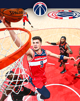 Washington Wizards, Deni Avdija dunk