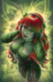 Harley Quinn & Poison Ivy #2 Ivy CS Vari