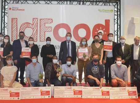 Lauréats du Concours IDFOOD