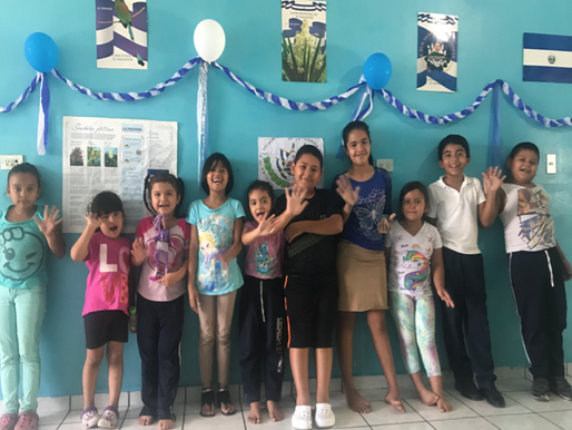 """Das Kinderprojekt """"El Izote"""" in El Salvador"""