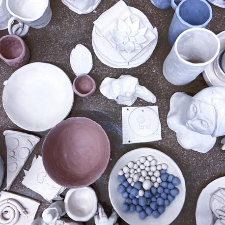 Die Keramik-Werkstatt