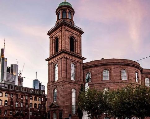 Die Frankfurter Paulskirche – Geschichte vor der Haustür