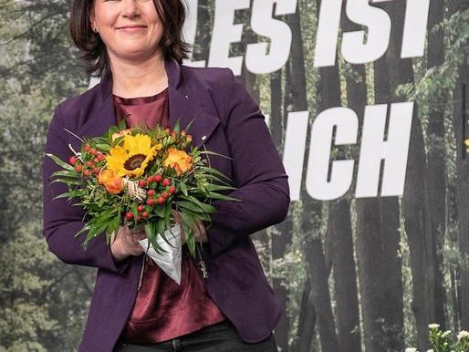 Wer ist... Annalena Baerbock, die Kanzlerkandidatin der Grünen?