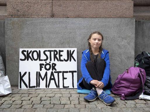 Wer ist Greta Thunberg?