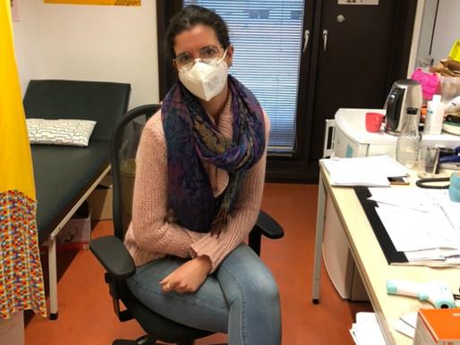 Wir stellen vor: unsere Schulkrankenschwester Sarah Hurm