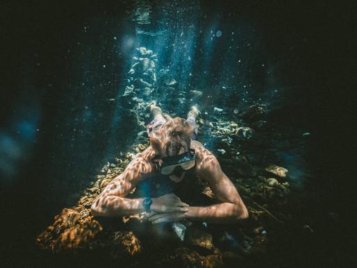 Die Tiefen der Ozeane