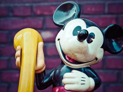 Walt Disney, die Geschichte