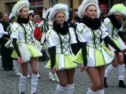Mein Hobby: Garde-Tanz