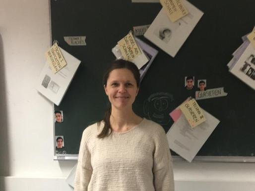 Interview mit unserer Referendarin Frau Riegel