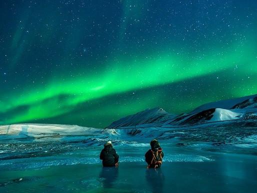Was sind Polarlichter?