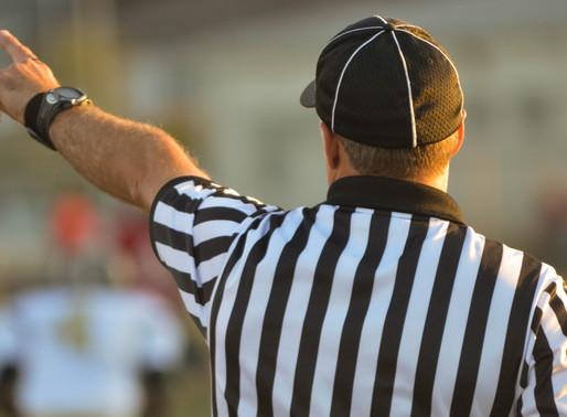 Gewalt gegen Schiedsrichter im Amateur-Fußball