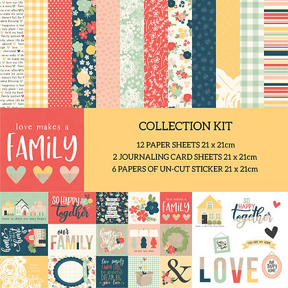 Love Make A Family Collection kit