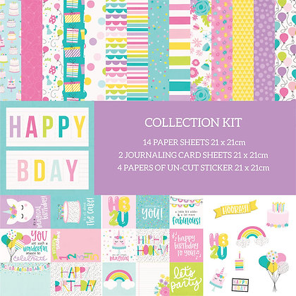 Happy BDAY Collection kit