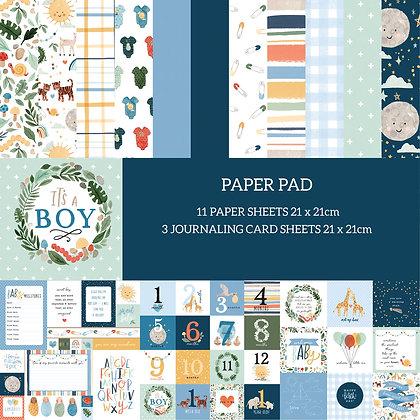 It's A Boy Paper pad