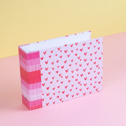 Album/Binder - Pink