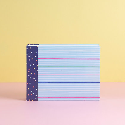 Album/Binder - Baby Blue