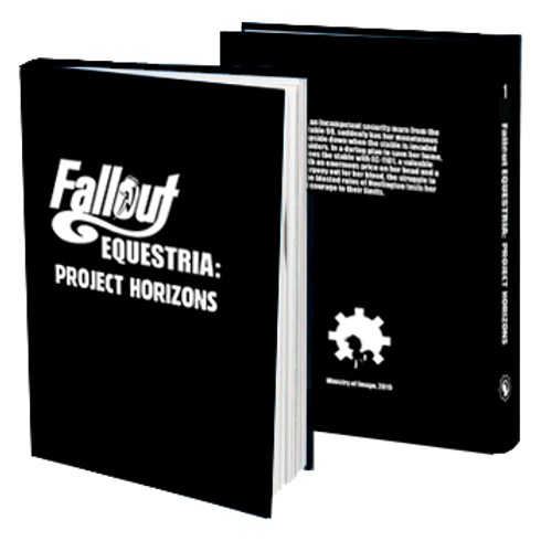 Fallout: Equestria – Project Horizons, part. 1