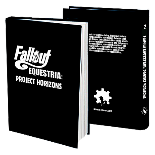 Fallout: Equestria – Project Horizons, part.2