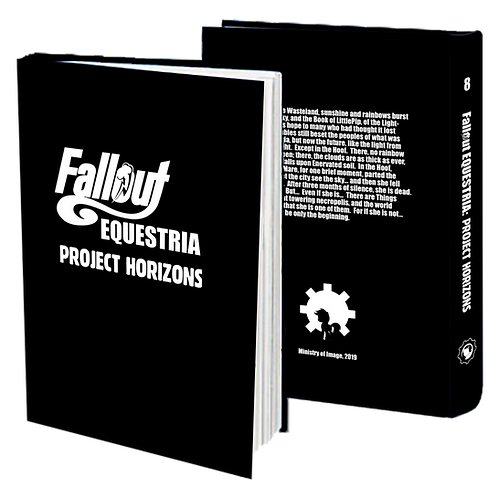 Fallout: Equestria – Project Horizons, part.5