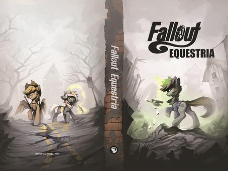 Fallout: Equestria printing!