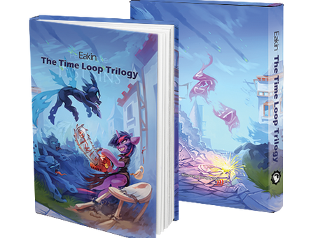 The Time Loop Trilogy!
