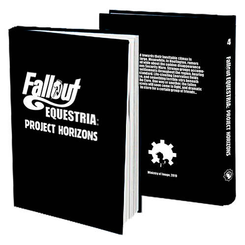 Fallout: Equestria – Project Horizons, part.3