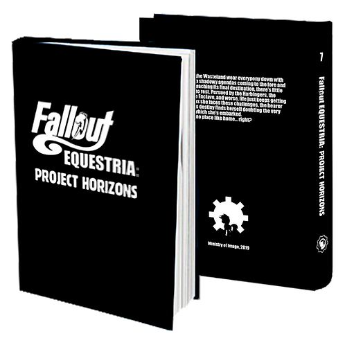 Fallout: Equestria – Project Horizons, part.4
