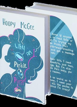 Why am I Pinkie Pie?!