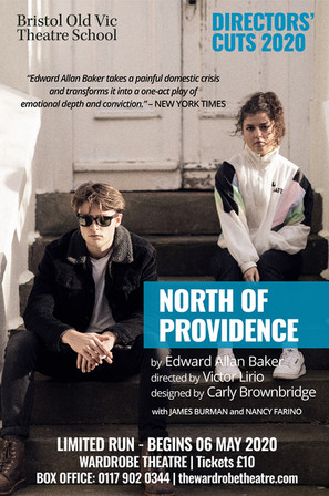 North of Providence by Edward Allan Baker