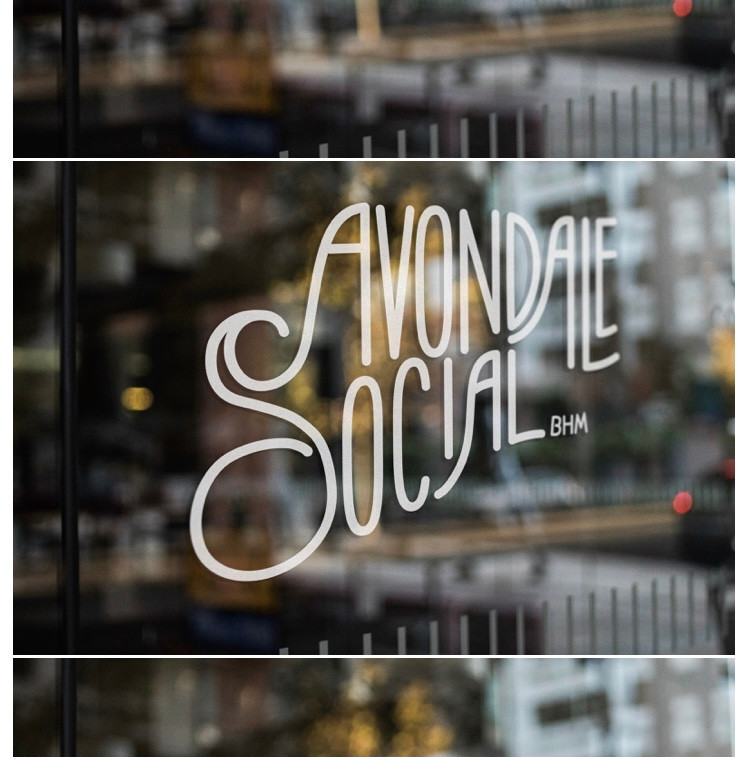 Avondale Social Logo