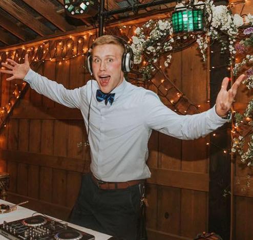 DJ Andrew Clingan