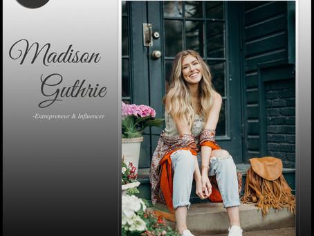 Madison Guthrie, Owner of Birmingham Lash joins TBG