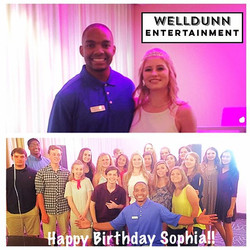 Happy Birthday to Sophia on her 16th Birthday Party!! Everyone had a great time at _everything_iz an