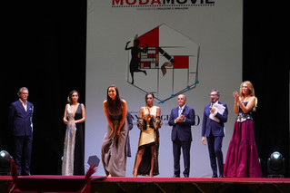 Vince Martina Tempesta la 24esima edizione di Moda Movie