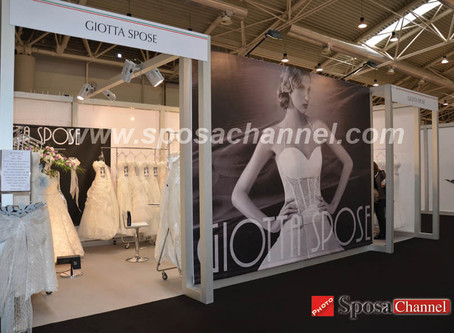Lazio - Italy Bridal Expo 2015 chiude la sua terza edizione con i numeri in crescita: in aumento i b