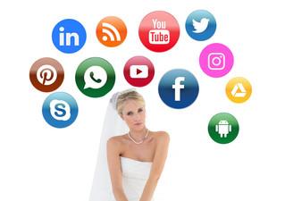 Chi sono i brand del settore sposa con più follower nei canali social?
