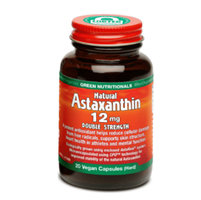 Natural Astaxanthin 400mg (Vegan) (20 Caps)