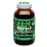 Vegan Omega-3, DHA & EPA. (Size 90 capsules). Heart, brain & eye health