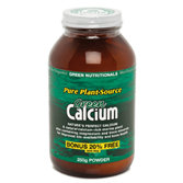 Vegan Calcium Powder (from Red Algae)
