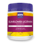 Lecithin from Sunflower Seeds