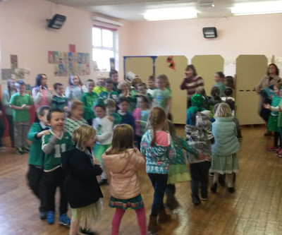 Green Schools Action Day 2017
