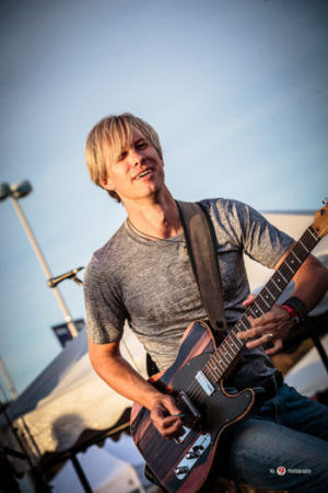 Chad Bourquin, Big Time Grain Co. w/ Michael Kelly Guitar